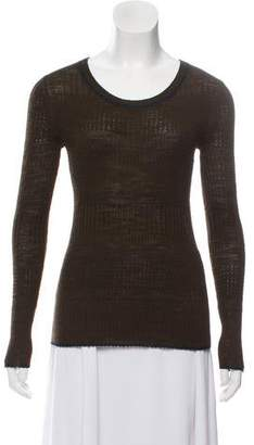 Creatures of Comfort Wool-Blend Robson Top