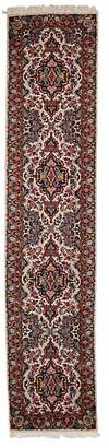 Solo Rugs Persian Collection Tabriz Persian Wool Runner Rug