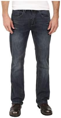 Buffalo David Bitton King Slim Boot Cut in Sandblasted/Vintage Men's Jeans
