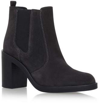 52b8813b583d at Debenhams · Kurt Geiger Grey  Sicily  High Heel Ankle Boots