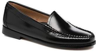 G.H. Bass Women's WEEJUN WMN Lillian /000 Rounded toe Loafers in Black