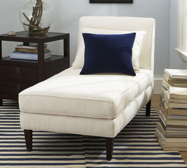Brooks Upholstered Chaise