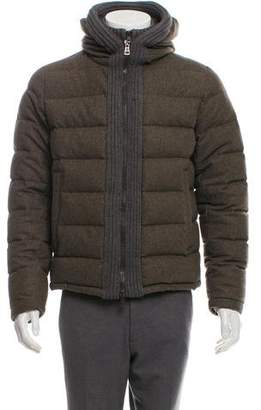 Moncler Canut Down Jacket
