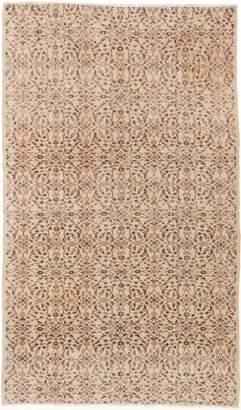 Ecarpetgallery eCarpet Gallery 201077 Hand-Knotted Keisari Vintage Traditional 4' x 7' 100% Wool Kitchen Dining Room Area Rug