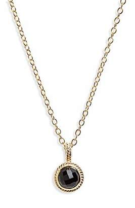 Anna Beck Designs 18k Gold-Plated Pendant Necklace 16-18""
