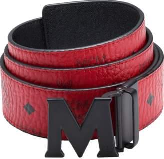 "MCM Claus M Reversible Belt 1.75"" In Visetos"