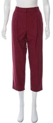 Acne Studios High-Rise Straight-Leg Pants