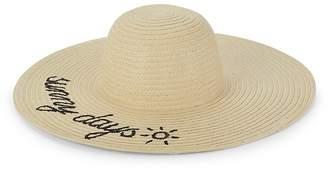 Hat Attack Women's Sunny Days Sun Hat