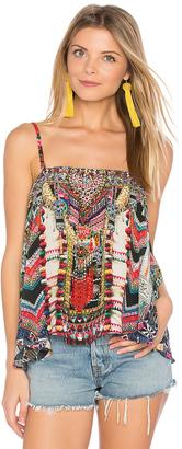 Camilla Strapless Tube Top $350 thestylecure.com