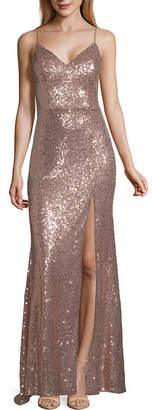 aa09008051c257 ... BEE SMART B. Smart Sleeveless Party Dress-Juniors