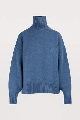 The Row Pheliana pullover