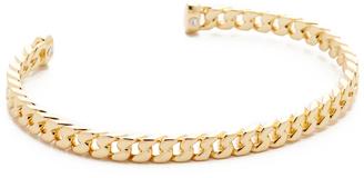 Shashi Lauren Cuff Bracelet $33 thestylecure.com