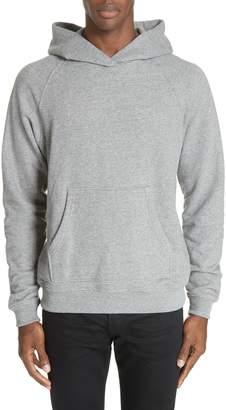 John Elliott Raglan Hooded Sweatshirt