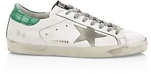 Golden Goose Men's Men's Superstar Leather Low-Top Sneakers