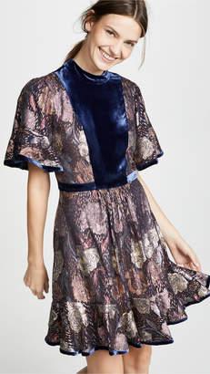 Rebecca Taylor Clip Dress
