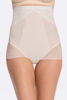 Spanx Spotlight Lace High-Waisted Brief
