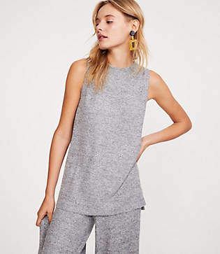 Lou & Grey Softrib Tank Top