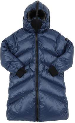 AI Riders On The Storm Water Repellent Nylon Down Coat
