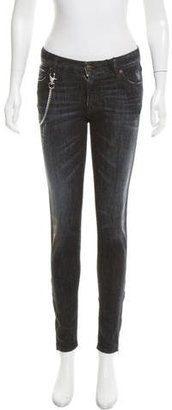 Dsquared2 Mid-Rise Skinny Jeans w/ Tags $145 thestylecure.com