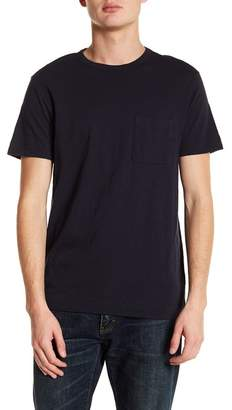 Theory Strato-Gaskell Pocket Tee