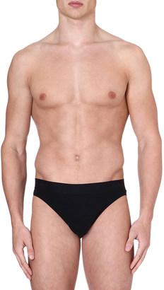 Zimmerli Stretch-cotton briefs $44 thestylecure.com