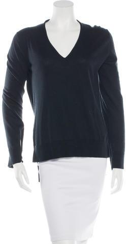 Maison Martin Margiela Knit V-Neck Sweater