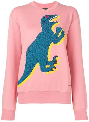 Paul Smith dinosaur sweatshirt