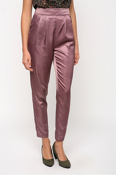 Silence & Noise Satin Trouser