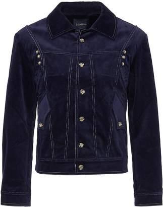 Junwei Lin Corduroy shirt jacket