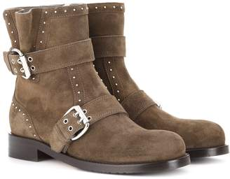 Jimmy Choo Blyss suede ankle boots