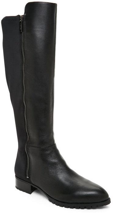 Nine Westnine west Black Legretto Tall Stretch Boots