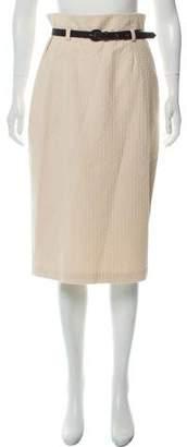 Robert Rodriguez Knee-Length Skirt