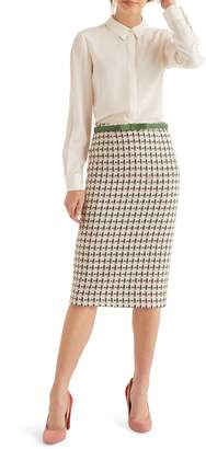 Boden Clara Pencil Skirt