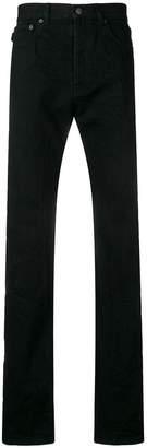 Balenciaga wrinkled effect jeans