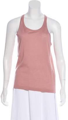 Marni Sleeveless Cashmere Top