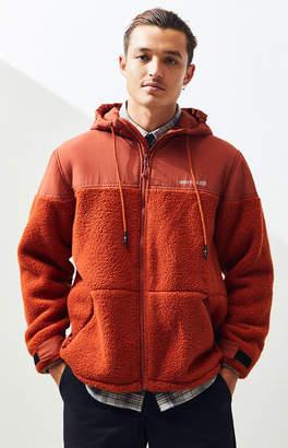 Brixton Olympus Polar Fleece Zip Jacket