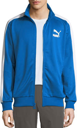 Puma Men's Archive T7 Track Jacket, Royal