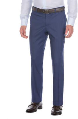 Isaia Comfort Wool-Blend Dress Pants