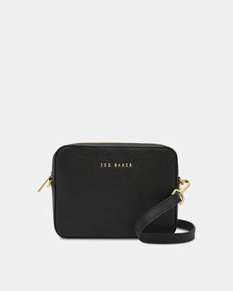 Ted Baker SAPHIRE Soft leather camera bag