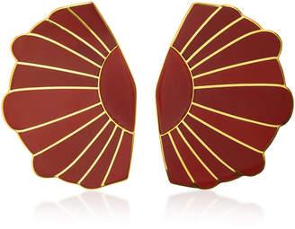Monica Sordo Mullu Earflare Earrings
