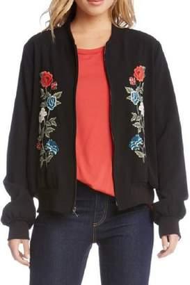 Karen Kane Bomber Lightweight Jacket