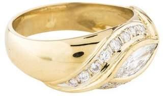 Ring 18K Diamond
