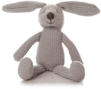 Diddywear Knitted Bunny Toy Comforter
