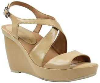 L'amour Des Pieds L'Amour Des Pieds Leather Sandals - Ilanna