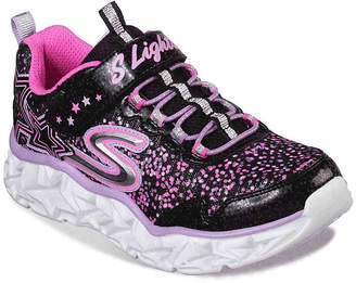 Skechers Galaxy Lights Toddler & Youth Light-Up Sneaker - Girl's