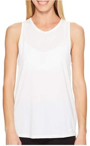 Nike Womens Tomboy Muscle Tank Top 100 L