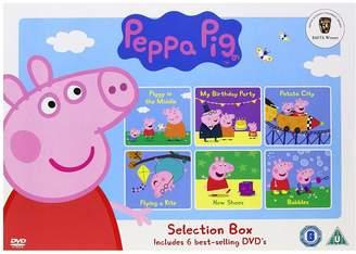 Peppa Pig Selection Box DVD