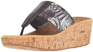 Rockport Women's Lanea Thong Platform Sandal