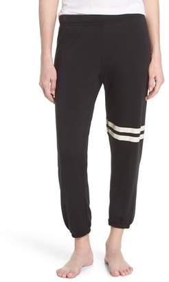 Michael Lauren Nate Crop Sweatpants