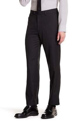 "Louis Raphael Modern Slim Fit Trousers - 30-34"" Inseam"